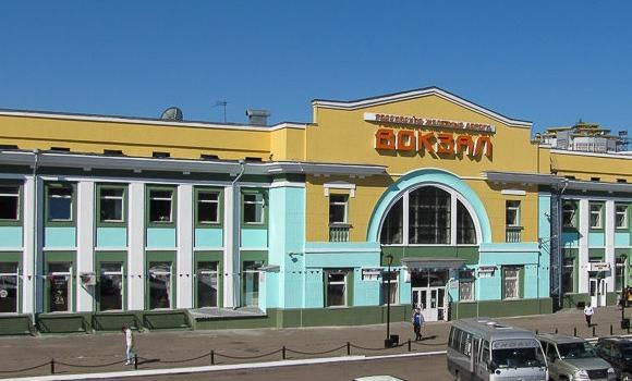 ЖД Вокзал ЖД вокзал Улан-Удэ